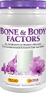 Bone amp; Body Factors