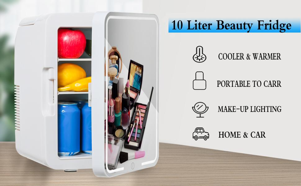 10 Liter Beauty Fridge