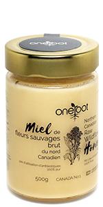 Natural Wildflower Honey