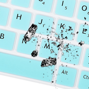 Keyboard Cover Skin Compatible with Dell Latitude 5480 5490 5491 7490 3340 E3340