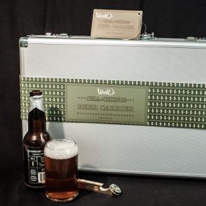 Insulated, Beer, Keeps Cool, Beer Carrier, Beercase, Novelty Gift, Beer Lovers