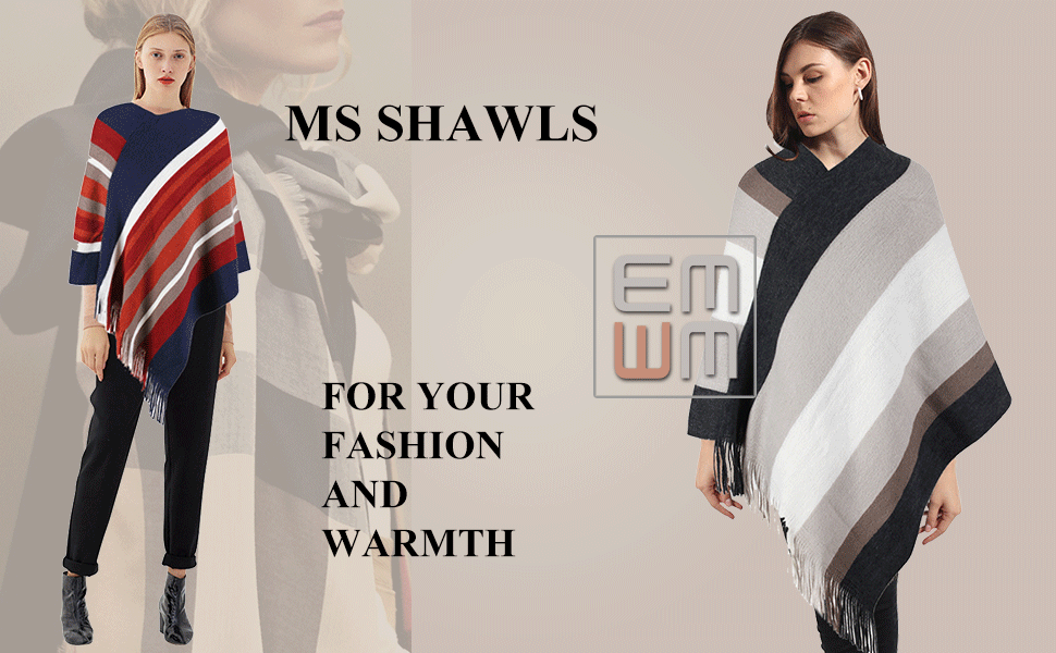 Women's shawl