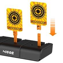 Assemble shooting targets
