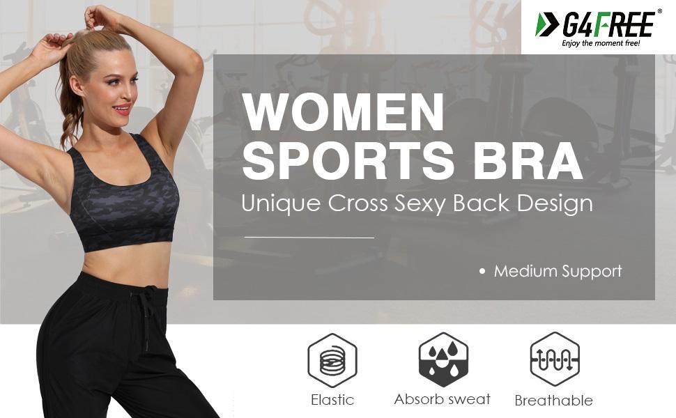 Frauen Sport-BH