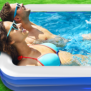 Create a toy pool for your kids, belive me your baby will be very happy.