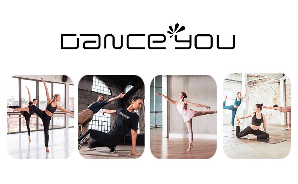 DANCEYOU sport knee pads