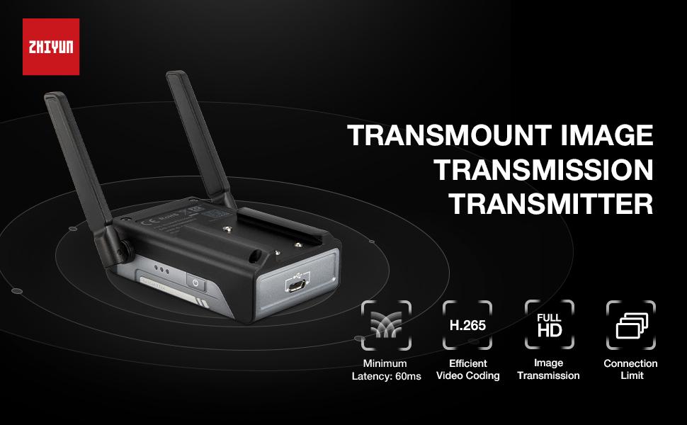 Image Tranmission Transmitter