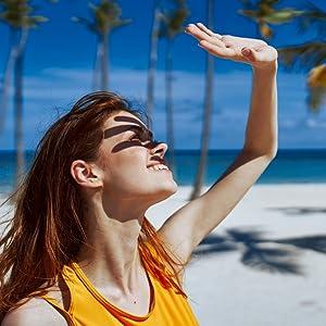 Sunprotection from UVA & UVB Rays