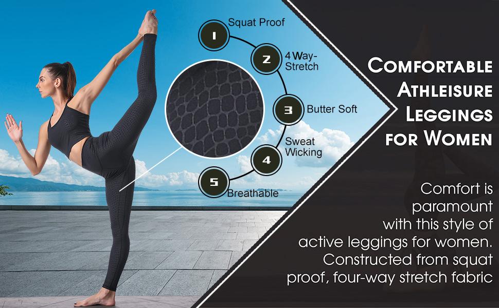 Leggings feature