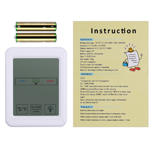 humidity gauge, temperature and humidity monitor