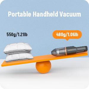 Compact & Portable & Lightweight
