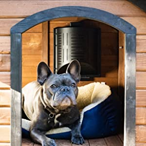 dog house heater hound heater pet supplements akoma pet products