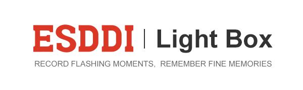 esddi  40 light box