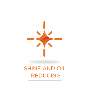shine and oil reducer