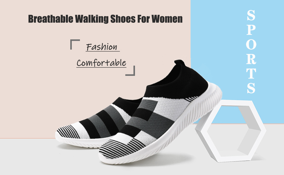 sneakers for women ladies shoes slip on athletic shoes women light work shoes women mesh sneakers