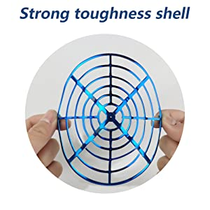 Strong shell