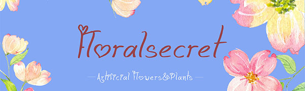 Floralsecret artificial flowers and plants