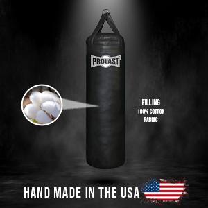 prolast heavy bags 4ft 80lb punching bag mma matial arts kickboxing boxing everlast fitness sports