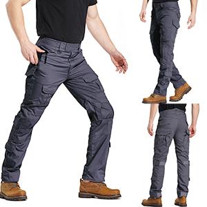 Pantalones casuales para hombre