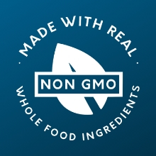 Non-GMO organic nutrition natural supplement protein