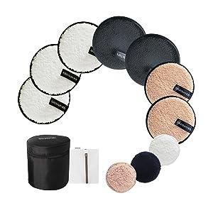 makeup remover pads