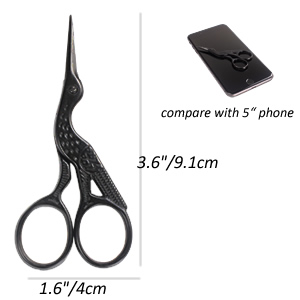 small embroidery scissors