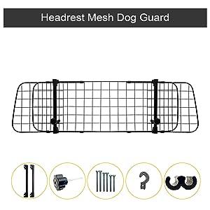 headrest parts