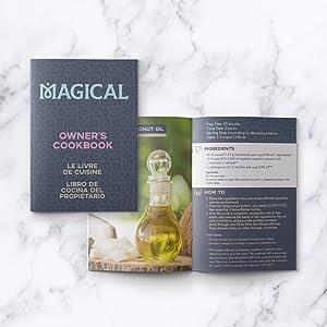MagicalButter Cookbook, Kitchen, MagicalButter Machine, Easy Recipes