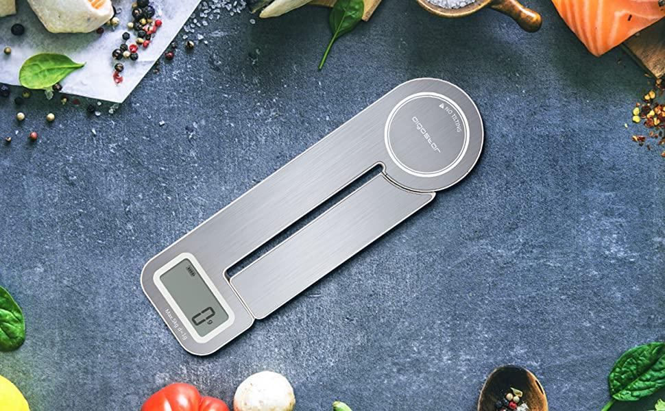 Bilancia da cucina digitale