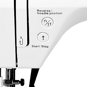 Reverse sewing