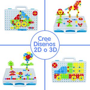 Juguete Montessori Puzzles