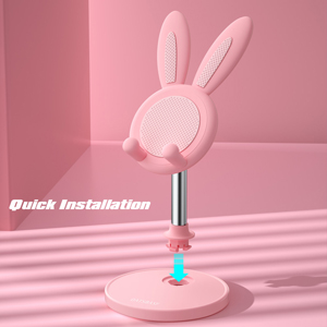 Bunny Cell Phone Stand