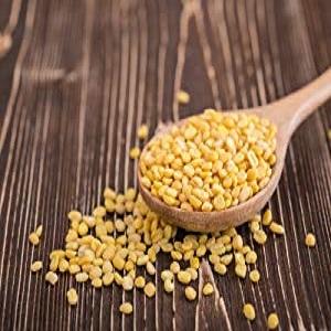 El orgullo de la India - Las semillas enteras Negro Chia - Omega-3 y calcio Superalimentos, 1,5 libra Jar - Las semillas de Chia Negro entera - ...