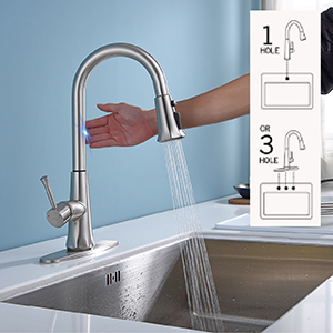 touch 2o kitchen faucet