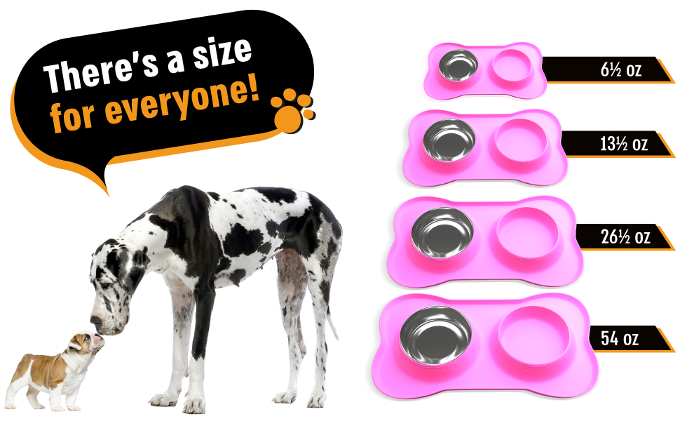 dog bowls medium sized dog