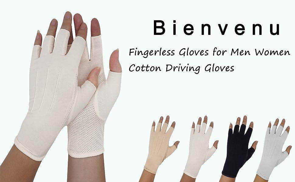 Sunblock Gloves