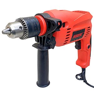 13mm Impact Drill Machine Reversible Hammer Driver Variable Speed Screwdriver