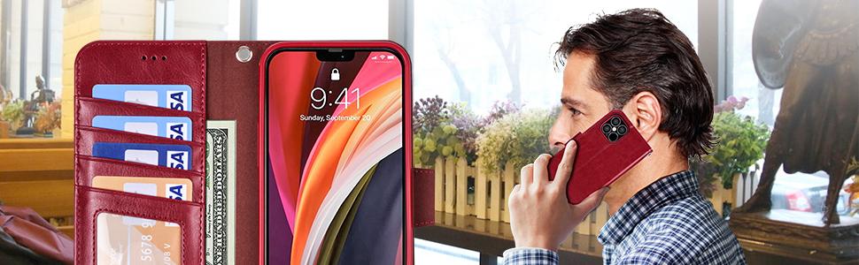 Funda para iPhone 12 Pro y iPhone 12 Max.