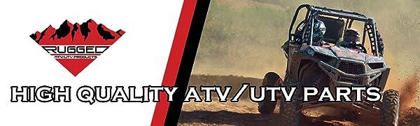 ATV UTV axle polaris canam yamaha rzr ranger sportsman yxz rhino grizzly maverick cfmoto mule