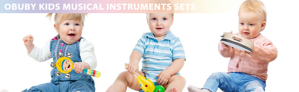 wooden musical toys for toddlers 1-3