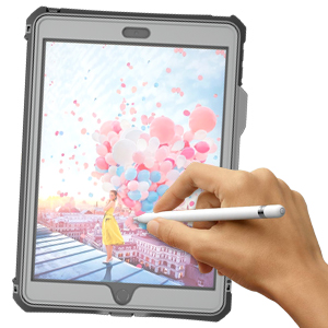 Full protection ipad 7 gen 10.2 inch case