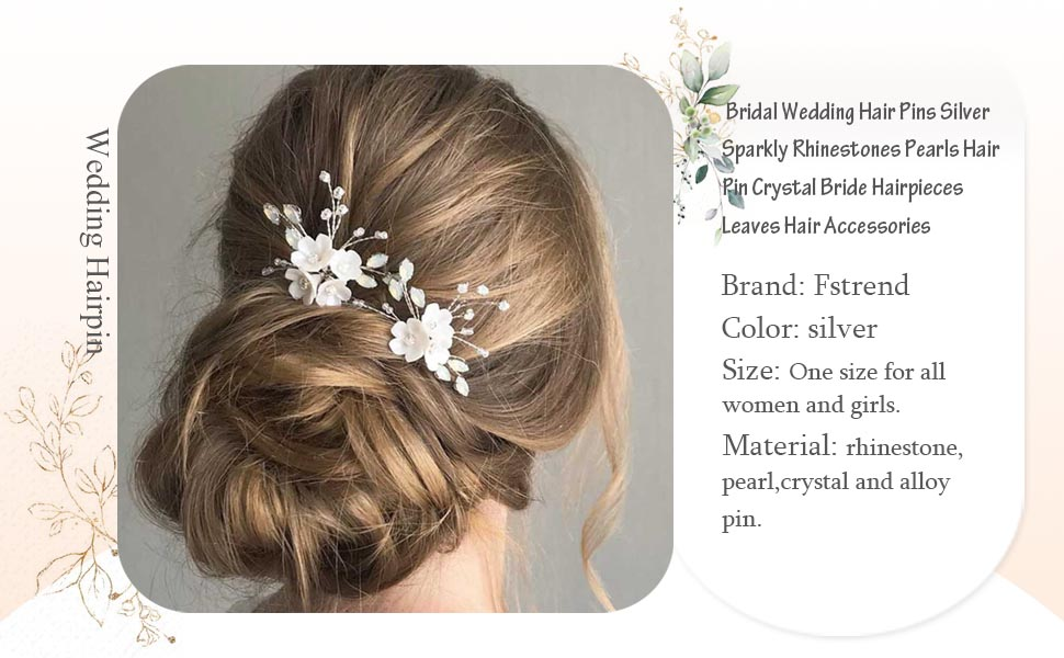 wedding hair pin gift decorative bobby pin Stunning filligree tichelhair pin decorative hair pin head scarf pin Your choice of color
