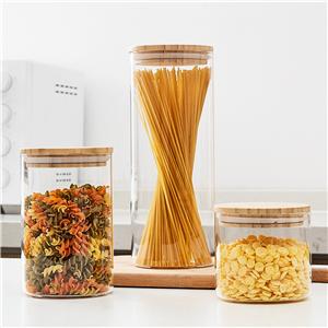High quality glass storage