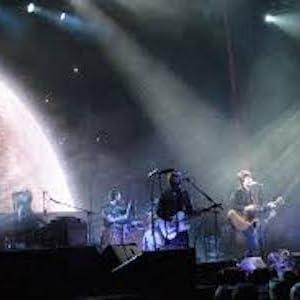 outdoor concert, guitar, bass guitar, bass, bassist, guitarist, guitar glove, bass glove