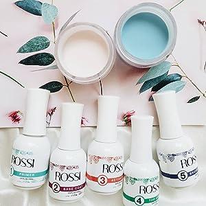 Rossi Nails DIp powder essential