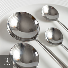 dishwasher safe care instructions silverware stainless steel 18/10 18/0 quality highend luxury