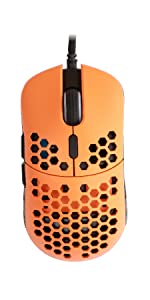 HK Gaming Mira S Gaming Mouse honeycomb shell