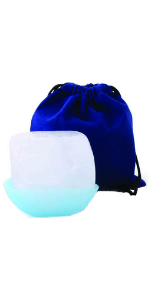 LAFE'S Crystal Rock Deodorant with pouch