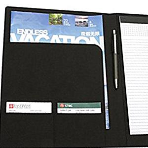 padfolio portfolio binder travel briefcase organizer folder business document men leather women men