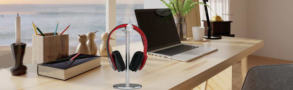 headphones stand hanger holder gaming headset stand hook gaming room accessories razer gamer gifts